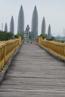 Southside Hien Luong Bridge