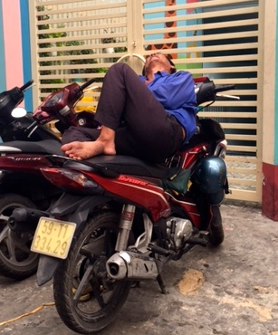 Just another thing to do on a bike..